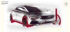 p*rn 2011 - 2013 by Njegos Lakic Tajsic, via Behance Car Design Sketch, Car Sketch, Supercars, Automotive Design, Auto Design, Industrial Design Sketch, Car Posters, Motorcycle Design, Car Drawings