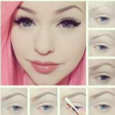 Flawless Eyebrow Pictorial