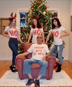 Ideas Funny Christmas Pictures Family Humor Awesome For 2019 Awkward Family Photos Christmas, Funny Family Christmas Cards, Funny Christmas Pictures, Unique Christmas Cards, Christmas Humor, Christmas Pics, Merry Christmas, Christmas Clothes, Christmas Design