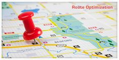 route optimization with fleet management technology and telematics