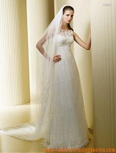 Fabiola  Vestido de Novia  La Sposa