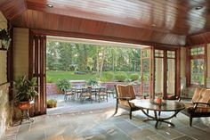 Marvin Windows and Doors - contemporary - patio - minneapolis - by Marvin Windows and Doors