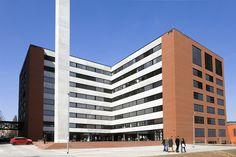 Faculty of Architecture, Czech Technical University (my new school!), Prague, the Czech Republic | Šrámková Architekti