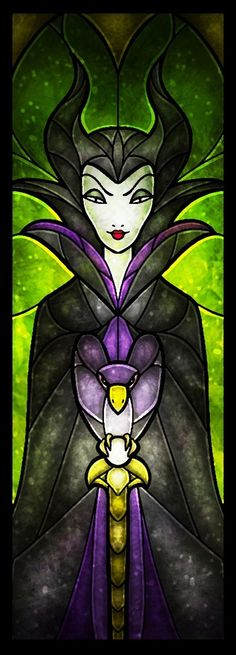Magnificent Maleficent.
