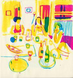 Summer sketchbook 17 II on Behance