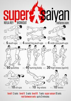 workout routine posters - Google Search