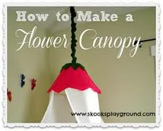 Flower canopy