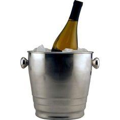 Winco WB-4HV Deluxe Wine Bucket, 4-Quart