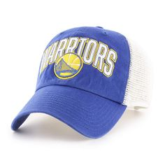 6af7129a0 OTS NBA Golden State Warriors Male Decry Challenger Adjustable Hat, $24.00