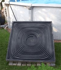 The Homestead Survival | DIY Inexpensive Solar Heater For A Pool | http://thehomesteadsurvival.com