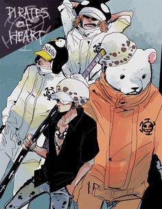 Pirates of heart