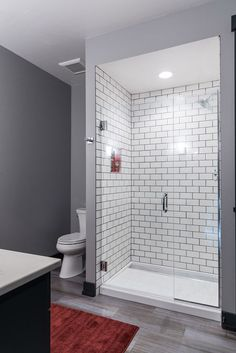 Find inspiration for your next bathroom oasis with the Van's Lumber bathroom photo gallery.