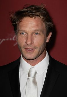 Thomas Kretschmann arrives at the Semper Opera ball on 1/14/11 in Dresden, Germany.
