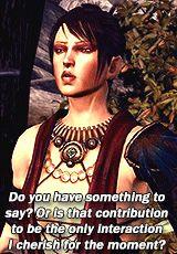 morrigan dragon age origins meme - Google Search