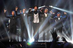 'N Sync | GRAMMY.com REUNITE @ 2013 VMAs