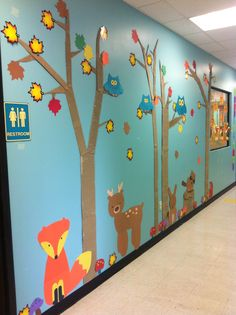 """Great seasonal idea for a bulletin board or hallway decoration! Plus, I can see this being used as inspiration/prompt for the """"setting"""" of a story."""