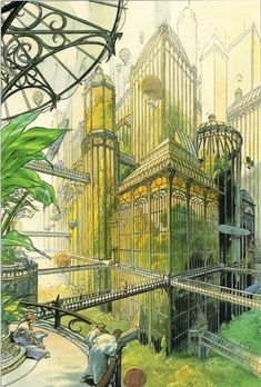 #Steampunk #Retrofuturism #ArtNouveau #ArtDeco