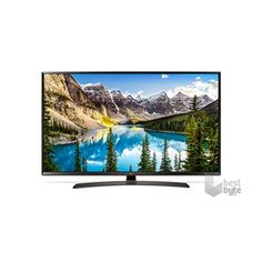 """Kijelző méret: 49,0 """", Kijelző típus: LED, Kijelző felbontás: 4K UHD 3840x2160, Smart: Van, Tuner: DVB-C;DVB-S2;DVB-T2, Energiaosztály: A, Komponens: 1 db, USB 2.0 be: 2 db, HDMI be: 3 db, termék és ár információ 49.x""""-os kategóriában"""