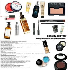 productos de belleza Holly  http://creandotuestilo.com/2012/01/19/los-mejores-productos-de-belleza-y-maquillaje-del-2011/