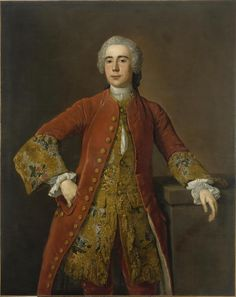 1741 Portrait of John Rogerson. By Stephen Slaughter - National Gallery of Ireland Best Picture For Historical Fashion scotland For Your Taste You are looking for something, and it is going to tell yo 17th Century Clothing, 18th Century Fashion, Old Portraits, European Fashion, European Style, Historical Art, Most Beautiful Pictures, Photo Art, Opera