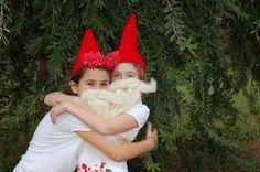 DIY Project: How to Make a Great Gnome (or Santa!) Beard   TikkiDo.com