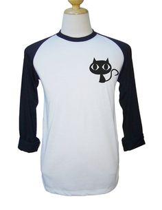 Kitten Cat Shirt Cat TShirt Kitten Shirt Funny Tshirt by MonetTee