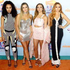Little Mix Kids Choice Awards 2017
