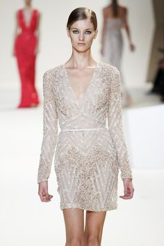 elie saab runway 2013: Perfect NYE dress, or going out dress :)