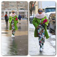 Thread & Mind @threadmindcom Spring is here  ...Instagram photo | Websta (Webstagram) New York Fashion week Winter 2015 #nyfw #nyfw2015