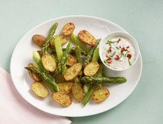 Ofenkartoffel mit Spargel - Rezepte: Grüner Spargel - 7 - [ESSEN & TRINKEN]