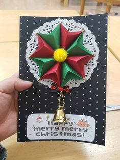 크리스마스 모빌 크리스마스카드 쉬운크리스마스모빌 : 네이버 블로그 Christmas Origami, Christmas Crafts, Merry Christmas, Christmas Decorations, Christmas Ornaments, Cd Crafts, Diy And Crafts, Crafts For Kids To Make, Art For Kids