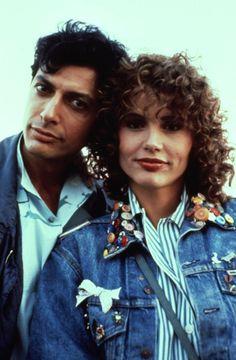 EARTH GIRLS ARE EASY, Jeff Goldblum, Geena Davis, 1988, © Vestron ...