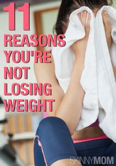 Could this be what's keeping you from losing the weight?