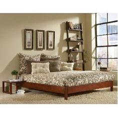 Fashion Bed Group B51086 Murray Platform Bed