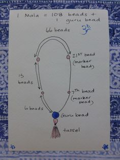 Make your own mala