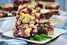Blackberry Pie Crumble Bars Blackberry Crumble, Blackberry Recipes, Blackberry Smoke, Pie Dessert, Dessert Recipes, Banana Bars, Pie Crumble, 9x13 Baking Dish, Cookie Bars