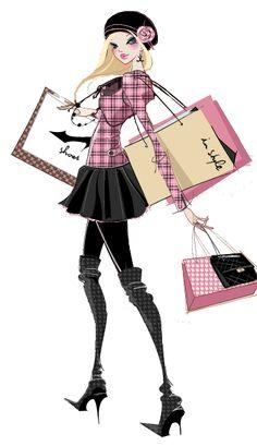 (••)                                                                                                                          Fashion sketch