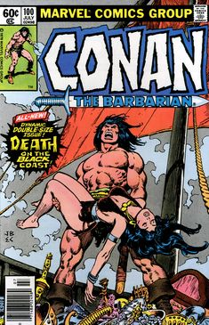 Conan the Barbarian 100 - Conan Wiki