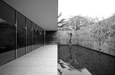 Ludwig Mies van der Rohe | German Pavilion | Barcelona | 1929 | Sculpture by Georg Kolbe