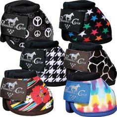 Giraffe :) Great for Barrel Racing Horse Boots, Horse Gear, Horse Tack, Horse Stables, Polo Wraps, Western Tack, Horse Fashion, Barrel Racing, Cowboy And Cowgirl