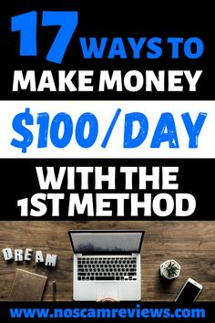 Discover 17 profitable online business ways to make money or just earn extra cash. You can start your own real online business with the method and start earning legitimate high-ticket income in just 15 days! Find out how here! make money online extra cash Earn Money Fast, Quick Money, Ways To Earn Money, Earn Money From Home, Make Money Blogging, Way To Make Money, Win Money, Money Today, Money Tips