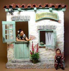 The Dollmaker's Shop
