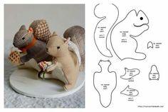 Felt Templates Bird Patterns Sewing Patterns Bird Ornaments Felt Birds Sewing For Beginners Doll Crafts Diy Toys Felt Animals Animal Sewing Patterns, Felt Patterns, Sewing Stuffed Animals, Stuffed Animal Patterns, Sewing Art, Sewing Dolls, Diy Y Manualidades, Plush Pattern, Fabric Toys