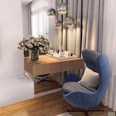 La imagen puede contener: personas sentadas, calzado e interior Modern Bedroom Design, Home Room Design, Modern Room, Interior Design Living Room, Luxurious Bedrooms, House Rooms, Home Decor Bedroom, Decoration, Ideas