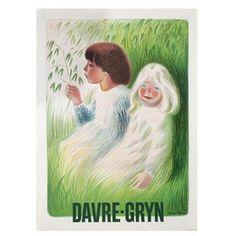Davre-Gryn | Dansk Plakatmuseums Webshop
