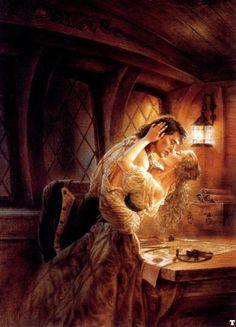 Romance ~ Luis Royo