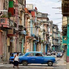 Havana, Cuba via @travel_bugged