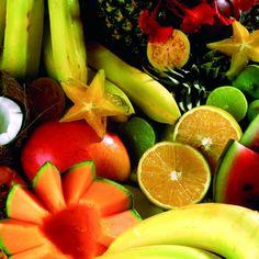 Fruits exotiques, Martinique