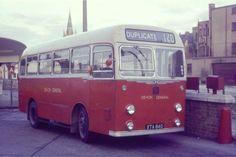 Devon General Albion Nimbus XTA840 Bus Photo | eBay