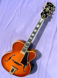 1969 Gibson Johnny Smith Archtop Guitar, Guitars, Jazz Guitar, Bass, Music Instruments, Musical Instruments, Guitar, Double Bass